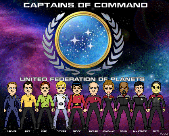 Captains of Command